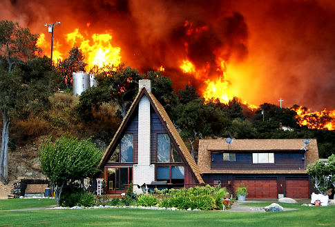 Is Your Home Protected From Wildfires?